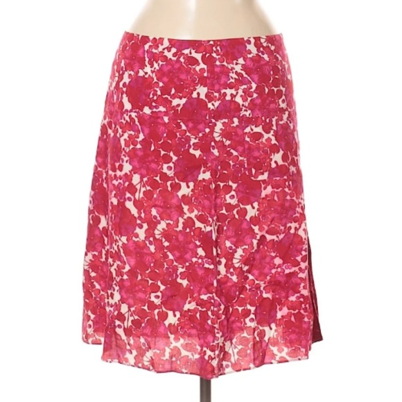 abaf4c22c2b3d Diane Von Furstenberg Skirts | Floral Belize Skirt | Poshmark